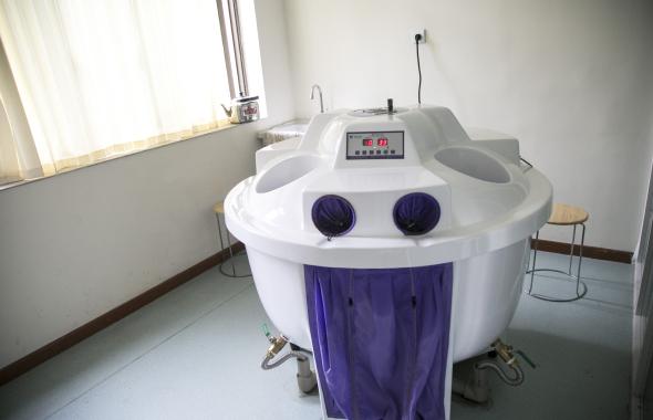 药离子渗透室